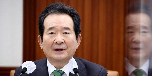 نخستوزیر کره جنوبی عازم ایران شد
