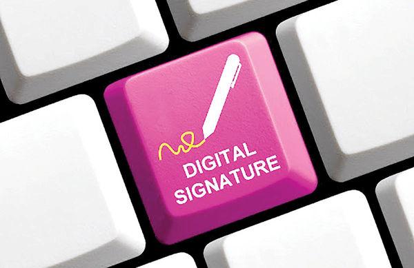 مهر ناکامی بر کارنامه امضای دیجیتال