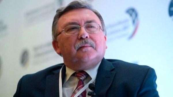 گزارش اولیانوف از مذاکرات درباره ایران در جلسه شورای حکام آژانس