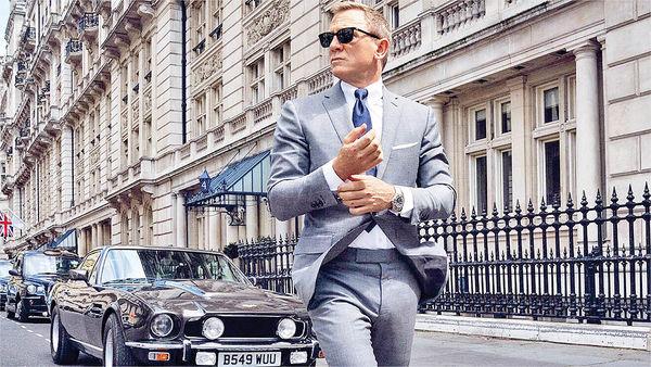 یکهتازی مامور 007 در بازار بینالمللی