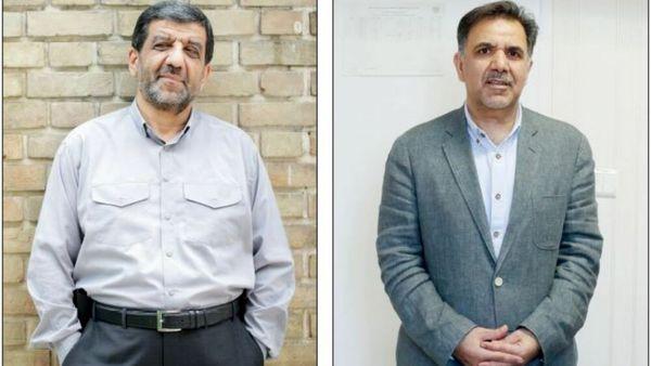 این دو چهره معروف برای انتخابات 1400 نامزد می شوند