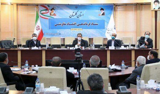 جهانگیری: آمریکایی ها می خواستند ۲۲ بهمن ۹۷ در تهران باشند/ اقتصاد کشور سرپا است