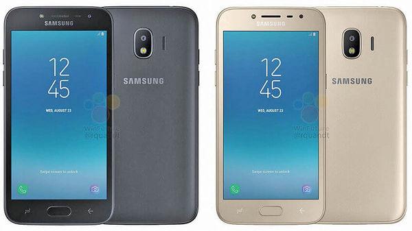 تصاویر رسمی مدل 2018 گوشی Galaxy J2 سامسونگ فاش شد