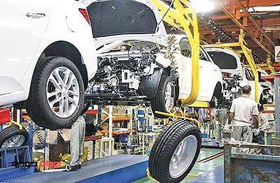 آینده خودروسازان چینی در ایران