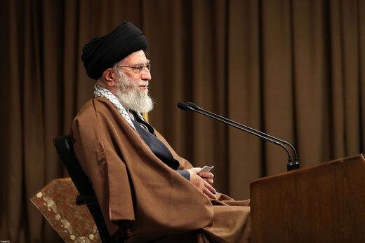 کنایه رهبر انقلاب به دولت سعودی و آمریکا