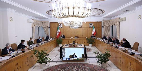 موادی از لایحه بودجه سال 1400 در هیات وزیران بررسی و تصویب شد