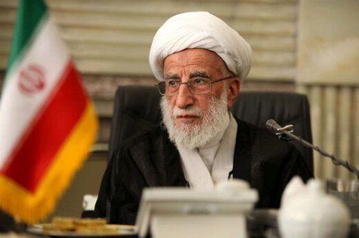 واکنش آیت الله جنتی به پیروزی ابراهیم رئیسی در انتخابات