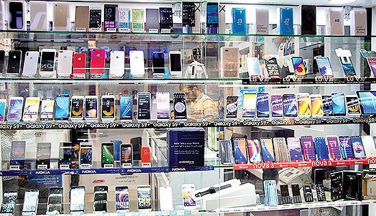 واحدهای خدمات پس از فروش موبایل  در محدودیتهای کرونایی فعال هستند