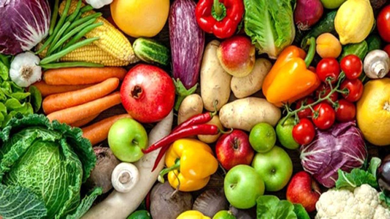 مصرف سبزی برای سلامت بدن