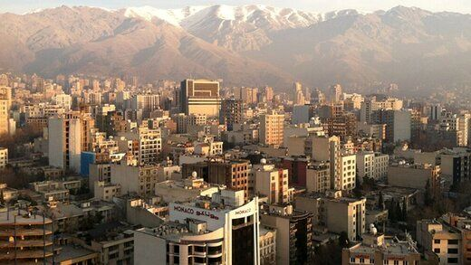 متوسط قیمت هر متر خانه در تهران