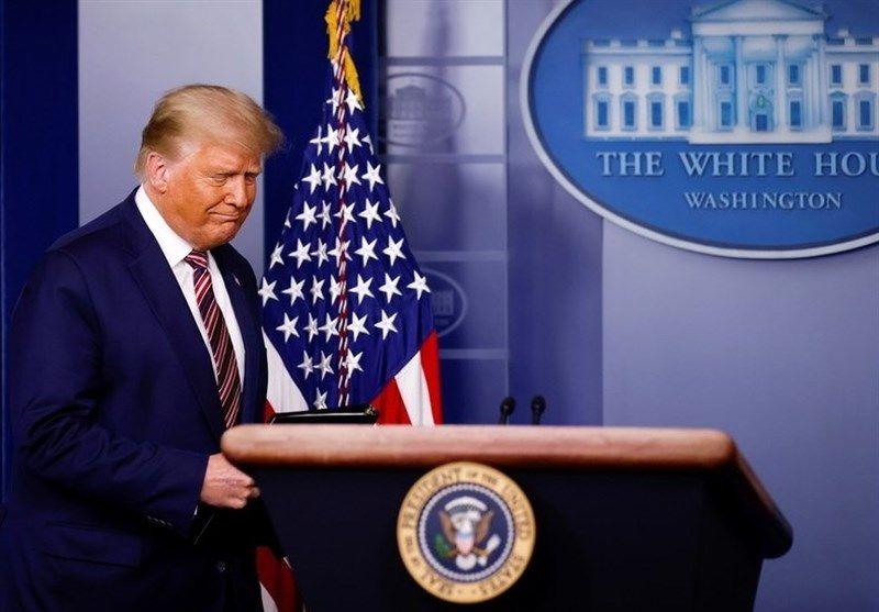 علت مخالفت ترامپ با ترک کاخ سفید فاش شد