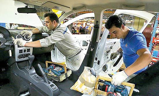 کارنامه داخلی سازی خودروسازان
