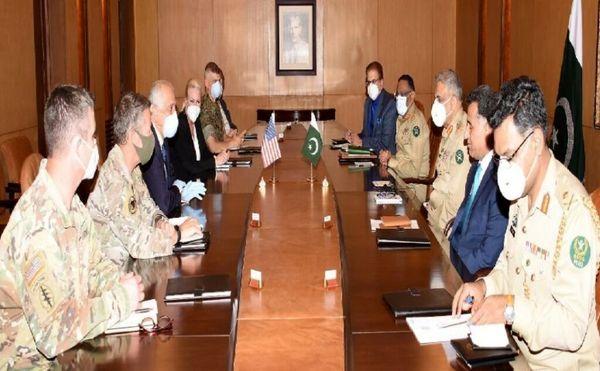 سفر مقامات آمریکایی به پاکستان برای تحولات صلح افغانستان