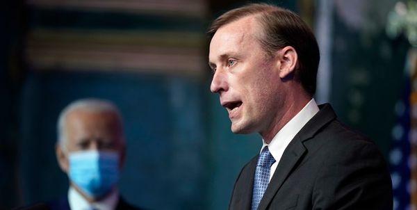 محورهای تماس مشاور امنیت ملی بایدن و شرکای اروپایی اش