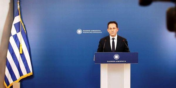 واکنش دولت یونان به حضور کشتی های ترکیه در شرق مدیترانه
