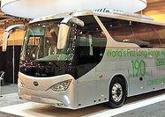 ورود 100 اتوبوس برقی به ناوگان شیلی
