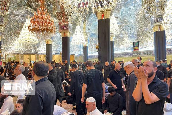 گزارش یک رسانه اماراتی از حضور پرشور زائران در مراسم اربعین