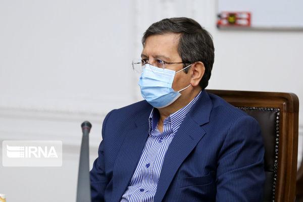 همتی: برای خرید واکسن تابع وزارت بهداشت هستیم