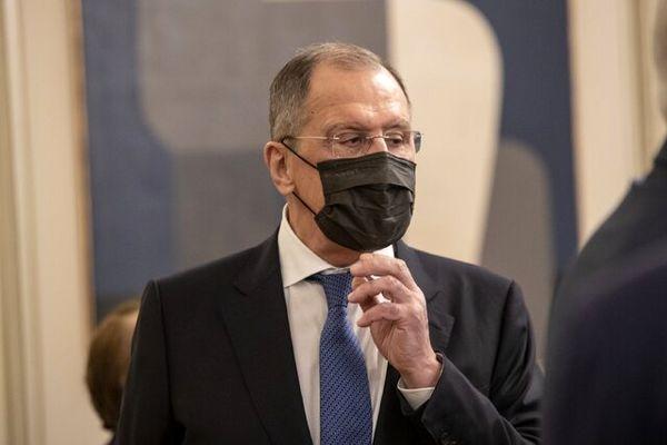 لاوروف: به اعتقاد روسیه مسمومیت ناوالنی صحنهسازی بود