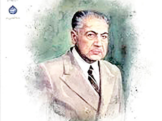 بزرگداشت سید حسین میرخانی در موزه خوشنویسی