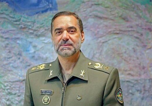 قدردانی وزیر دفاع جدید از نمایندگان مجلس