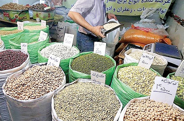 نشانههایی برای افزایش قیمت حبوبات