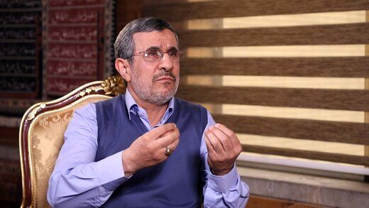 نامه محمود احمدی نژاد به جو بایدن