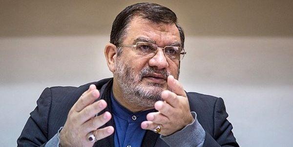 نامه شهریاری به نمکی برای حضور روحالامینی در کمیته واکسن وزارت بهداشت