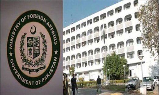 واکنش پاکستان به اتهامزنی کابل