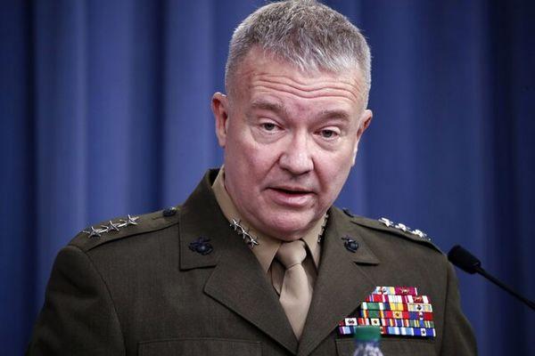 اذعان فرمانده سنتکام به توان موشکی ایران