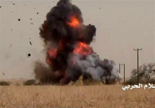مناطق مرزی یمن هدف حملات عربستان قرار گرفت