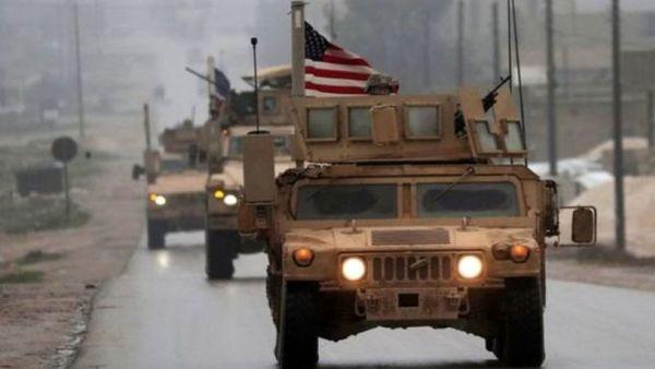 دو کاروان لجستیک آمریکا در عراق هدف حمله قرار گرفت