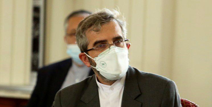 علی باقری زمان آغاز مذاکرات برجامی را اعلام کرد