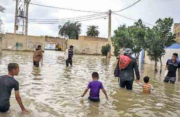 این استان ها در معرض سیلاب تابستانی هستند