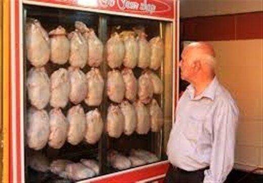 قیمت مرغ از 20 هزار تومان عبور کرد