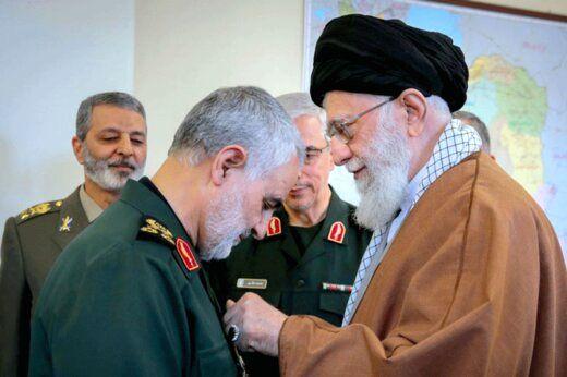 پاسخ رهبر انقلاب به نامه متفاوت سردار سلیمانی +عکس