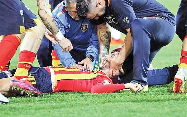 فرار از مرگ در فوتبال ایتالیا