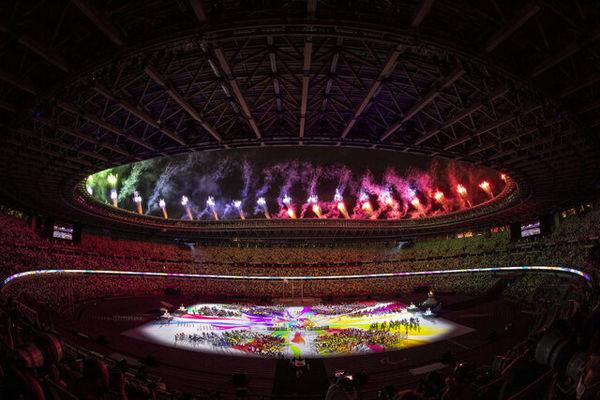پایان رسمی پارالمپیک ۲۰۲۰توکیو