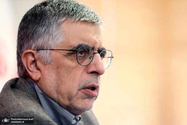 تکذیب حمایت کرباسچی از لاریجانی