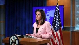 ترامپ به دنبال راهحل صلحآمیز درباره ایران