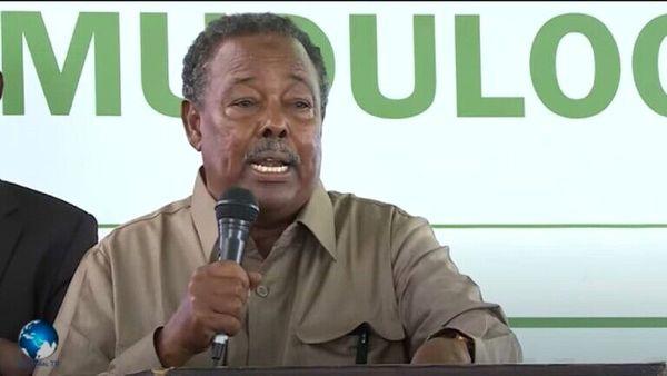 کرونا جان رییس جمهور اسبق سومالی را گرفت