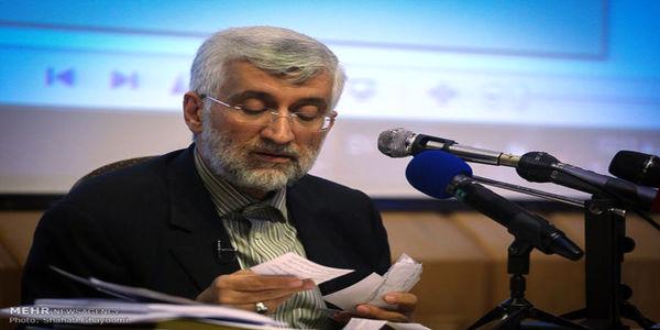 سعید جلیلی تلویزیون اینترنتی خود را افتتاح کرد