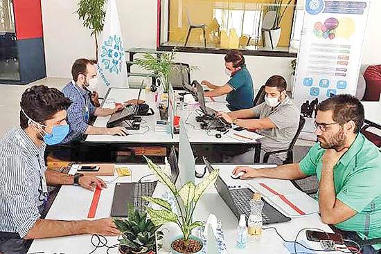 برگزاری ۳۵۰جلسه آنلاین بین استارتآپها و سرمایهگذاران