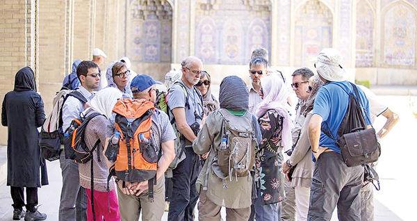 کمپ 6 ماهه رقیب توریستی ایران
