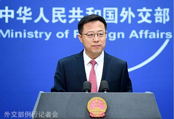 هشدار چین به آمریکا : هر اقدام علیه پکن با واکنش شدید مواجه خواهد شد