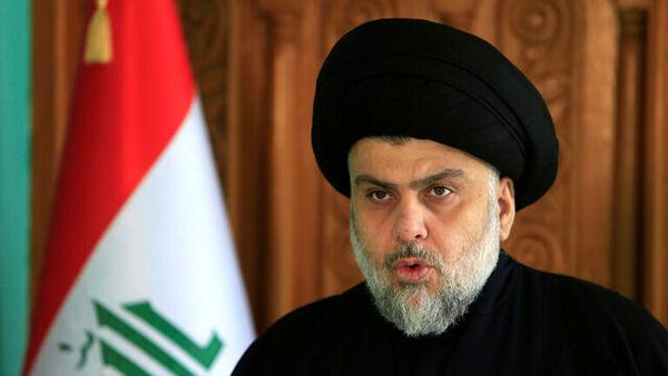 واکنش مقتدی صدر به اقدامات تخریبی تظاهرکنندگان در عراق