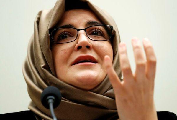 واکنش نامزد جمال خاشقجی به پیروزی بایدن در انتخابات آمریکا