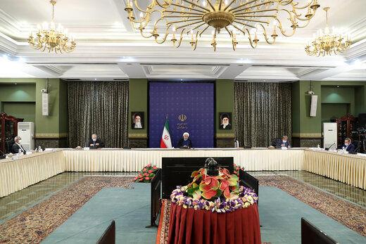 روحانی: اجتماعات ممنوع است/ گشایشها با رعایت پروتکل بهداشتی باشد/ مخفی کردن بیماری کرونا ظلم به دیگران است