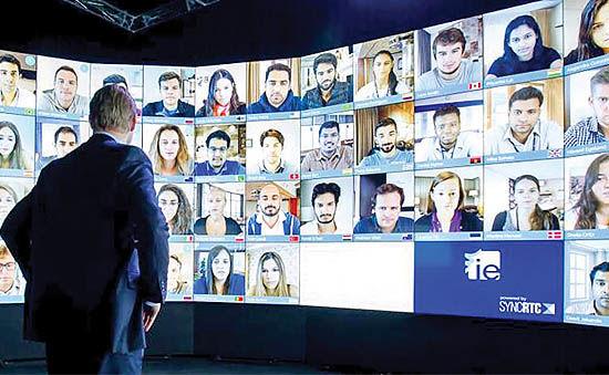 رشد رویدادهای آنلاین در دوران کرونا