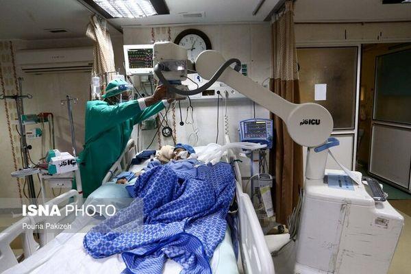 شناسایی۷۹۷۵ بیمار جدید کرونا در کشور/۸۱ فوتی